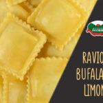Ravioli Bufala e Limone