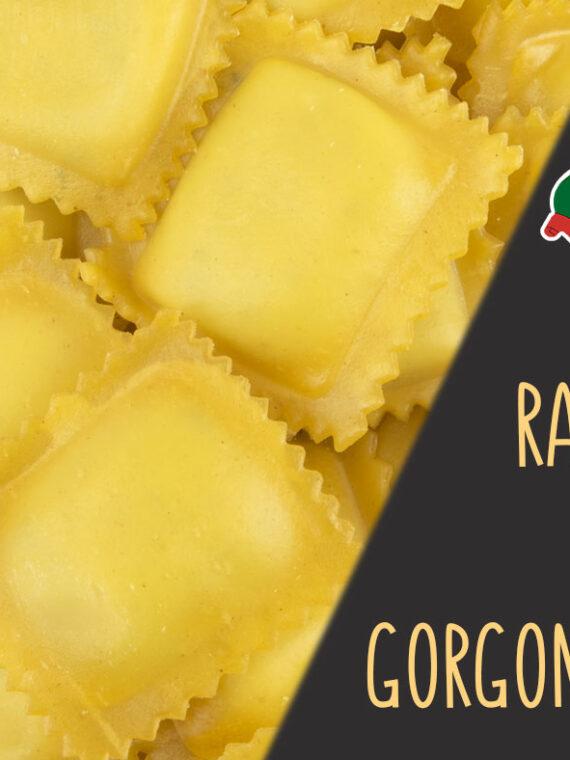 Ravioli al Gorgonzola